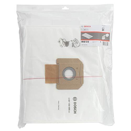 Bosch Professional Vlies stofzuigerzak (5 stuks, voor GAS 55, in plastic hoes)
