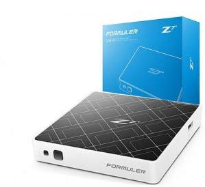 Formuler Z7+ Android Ott 4K Box (Blanco)