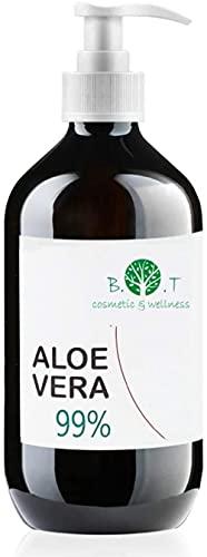 BiOty Garden, Gel de Aloe Vera 99% , 250 ml