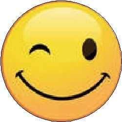Winking Smiley Face Images