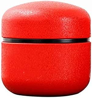 Caja de té grande para caja de regalo de comida de chocolate latas de aluminio para embalaje de alimentos verde claro: Amazon.es: Hogar