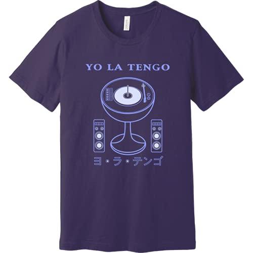 ヨラテンゴ YO LA TENGO Stereo オフィシャル/正規品 Tシャツ (L)