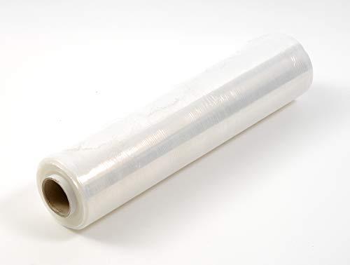 LUDI-VIN Rouleau film étirable Transparent 22µ Dim. 450 mm x 270 ml