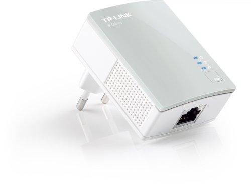 TP-Link Nano TL-PA4010 Powerline-Netzwerkadapter (500Mbps, Fast Ethernet, AES-Verschlüsselung)