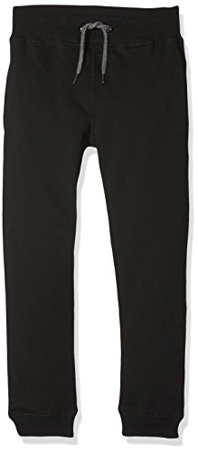 NAME IT Nkmsweat Pant UNB Noos Pantalones, Gris (Black), 116