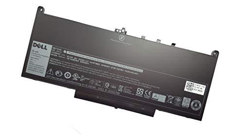 Dell J60J5 battery for Latitude E7270 Latitude E7470 7.6V 55Whr MC34Y 242WD Primary Battery