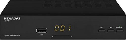 MegaSat 0201117 HD 200 C Kabel schwarz