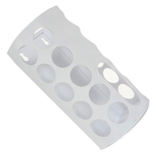 Junecat Agujeros Bolsa Bolsa de plástico dispensador Titular Ahorro de Montaje en Pared de plástico de supermercado de Almacenamiento Multi del Organizador