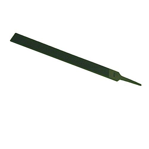 HaWe 16.125 Weichmetall-Feile 250mm flachstumpf Hieb 0