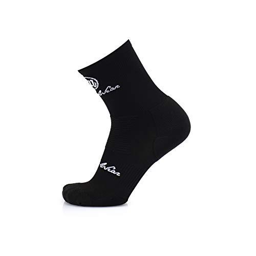 MB Wear Chaussettes ZONCOLAN-Noir-S/M (35-40) Mixte Adulte, FR : M (Taille Fabricant
