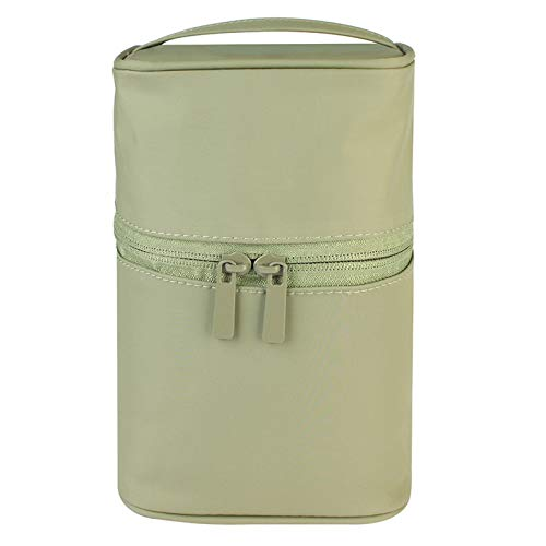 Maquillaje Wasserdicht Tragbare Kosmetiktasche Tasche Groß-kapazität Reise Reise Waschen Kosmetiktasche Kreative Aufbewahrungstasche-Navy 19 * 13cm