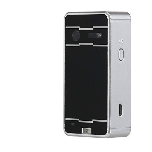 YONGCHY Virtual Laser Keyboard Bluetooth Clavier De Projection pour Smartphone Tablet PC Ordinateur Portable,Argent