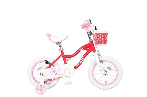 JOEY Mia 14 inch Kid's Bicycle, Pink, Children's Bike