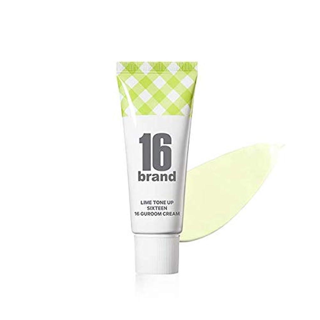 ずんぐりした平方ヘルシー16 Brand Sixteen Guroom Lime Tone Up Cream * 30ml (tube type) / 16ブランド シックスティーン クルム ライムクリーム SPF30 PA++ [並行輸入品]
