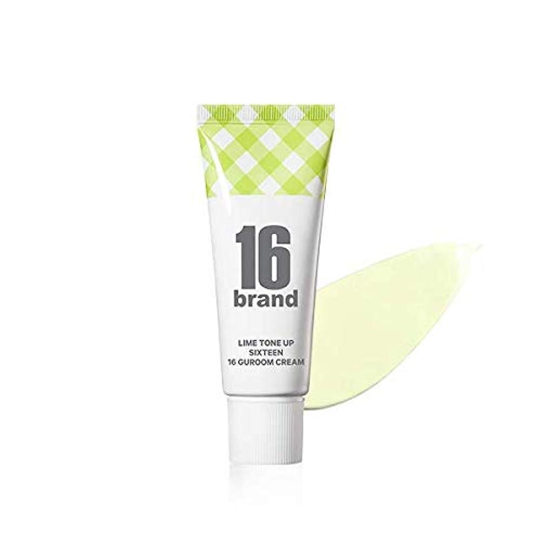 赤道合理化封筒16 Brand Sixteen Guroom Lime Tone Up Cream * 30ml (tube type) / 16ブランド シックスティーン クルム ライムクリーム SPF30 PA++ [並行輸入品]