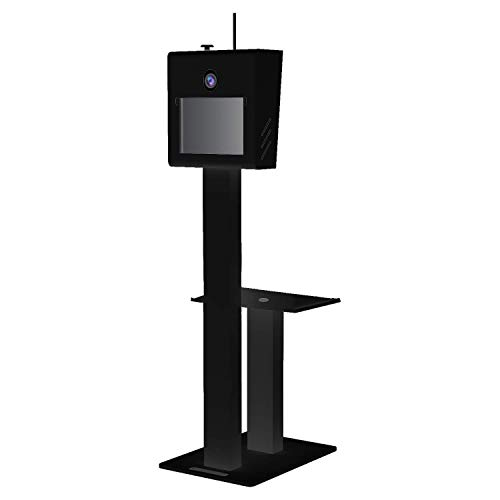 T11 2.5 Portable Photo Booth Shell with Printer Stand, Fits Surface Pro 3, 4 or 6 - Black