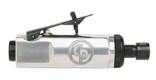 """Chicago Pneumatic CP860 Heavy Duty Air Die Grinder with 1/4"""" Collet, 24,000 RPM"""