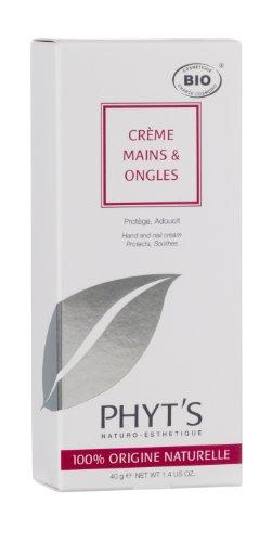Phyts Beauté des mains et des ongles, protectrice et hydratante 40ml