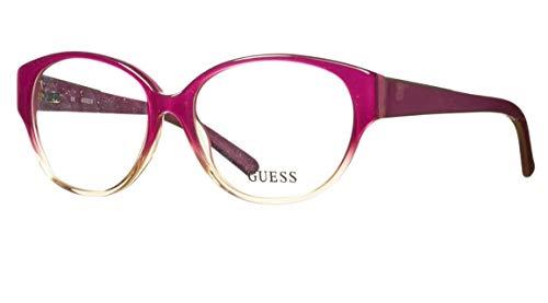 GUEX5 GU2394 54O24 bril GU2394 54O24 rond brilmontuur 54, violet