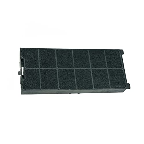 Küppersbusch 539525 Kohlefilter Aktivkohlefilter Filter Geruchsfilter Dunstabzugshaube rechteckig 270x110mm Höhe Zub 880 / Alada90 / DHX110TISLA078185 / KD646.1E-91