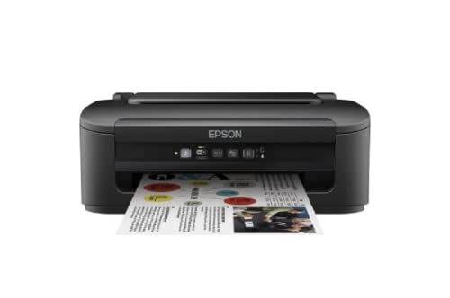 Epson WorkForce WF-2010W Single-Function Printer with Wi-Fi and Eth