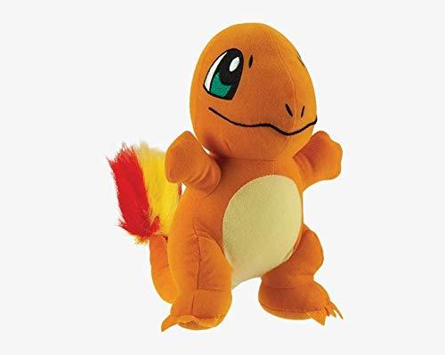 Licensed Pokemon Plush Stuffed Figure Doll Toy Gift (Charmander)