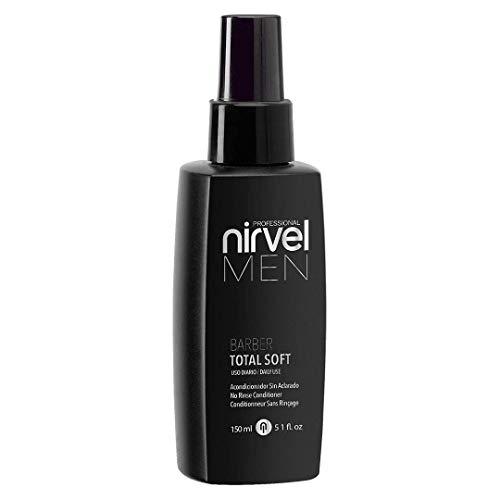 Nirvel Men Barber Total Soft Acondicionador Sin Amoniaco 150 ml