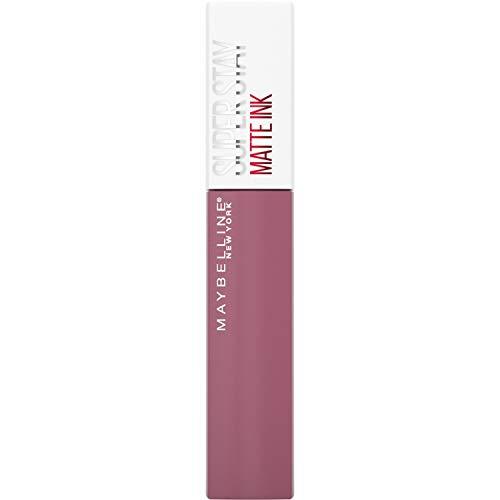 Maybelline New York Lippenstift, Super Stay Matte Ink, Flüssig, matt und langanhaltend, Nr. 180 Revolutionary, 5ml