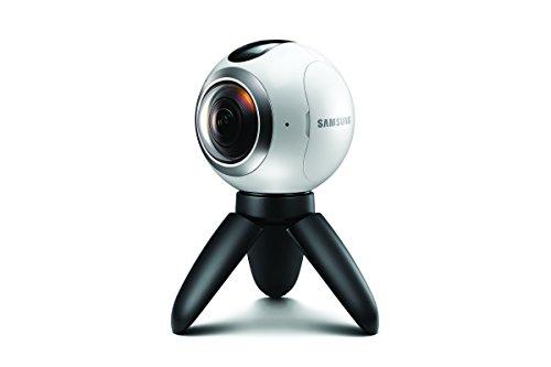 SAMSUNG 三星 サムスン ギア Gear 360度 VR カメラ SM-C200 (International Version) [並行輸入品]