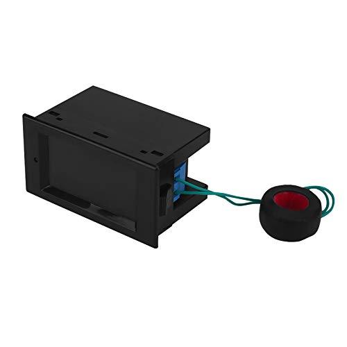 SHYEKYO Amperímetro Digital 80-300V Medidor LCD portátil Voltímetro Digital Multímetro Volt Amp Potencia Medidor Kwh