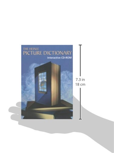The Heinle Picture Dictionary: Interactive CD-ROM