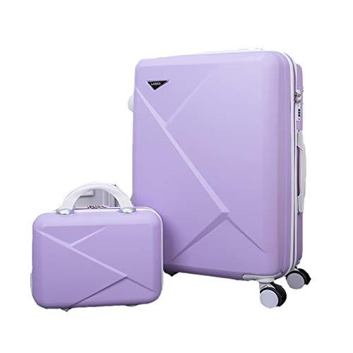 Maleta de ruedas universal Lyl Luggage, Purple (Morado) - yh5436