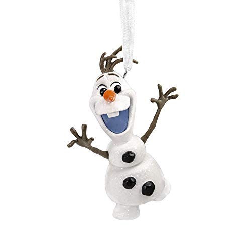 Hallmark Christmas Ornaments, Disney Frozen Olaf Ornament