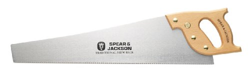 Spear & Jackson Saw for Precise Rip Cuts