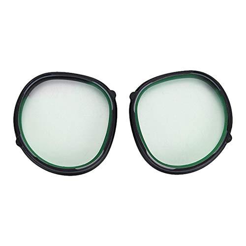 ALEOHALTER Lente azul compatible con Oculus Quest 2/1/para Rift S, antifatiga, marco magnético de lentes de gafas de repuesto para auriculares VR