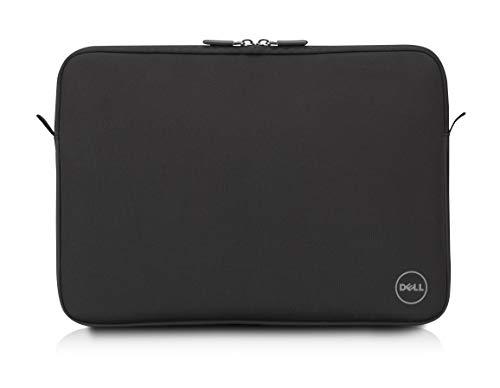 "Capa de Neoprene Executiva para Notebook de até 15"" Polegadas, Dell, Mochilas, Capas e Maletas para Notebook, Preto"
