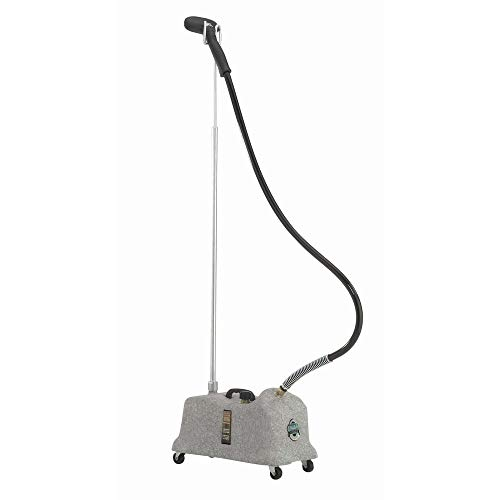 J-4000 Jiffy Garment Steamer with Plastic Steam Head, 120 Volt