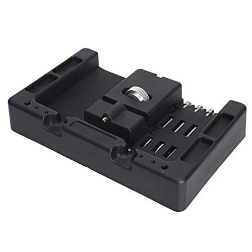 Tuneway KFZ-Klappschlüssel-Schraubstock, Befestigungsstift, Entfernungswerkzeug für Auto-Türschlüssel, Sicherheitsreparatur, erstaunlich