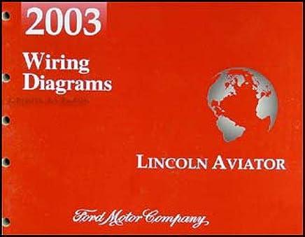 2003 lincoln aviator wiring diagram manual original lincoln Lincoln Aviator Wiring Diagram fuse box for lincoln aviator wiring