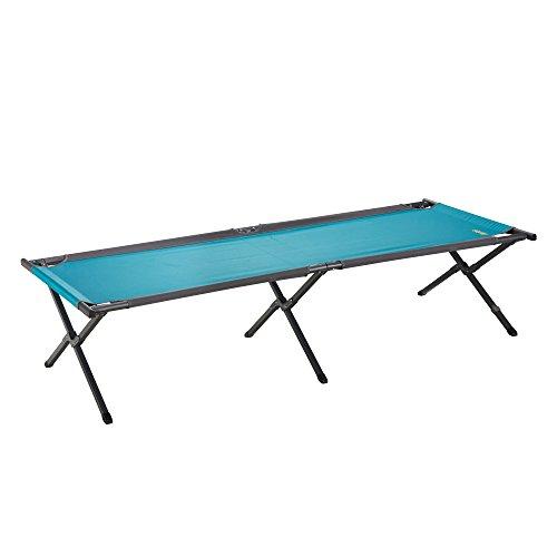 Uquip Feldbett Cozy L - Schneller Auf- und Abbau, Belastbarkeit bis 120kg