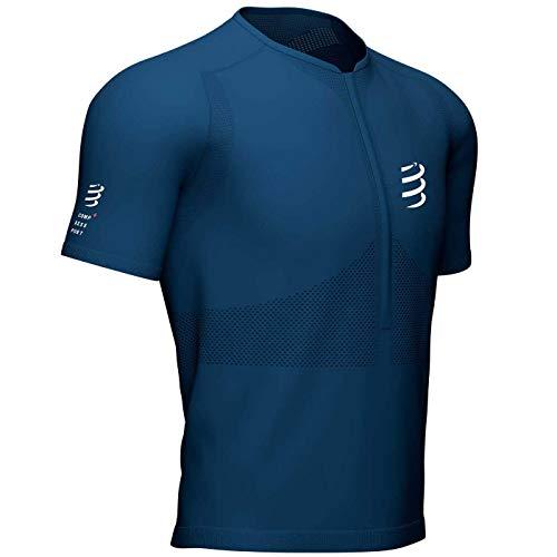 Compressport Trail Half-Zip Camiseta - AW20 - XL