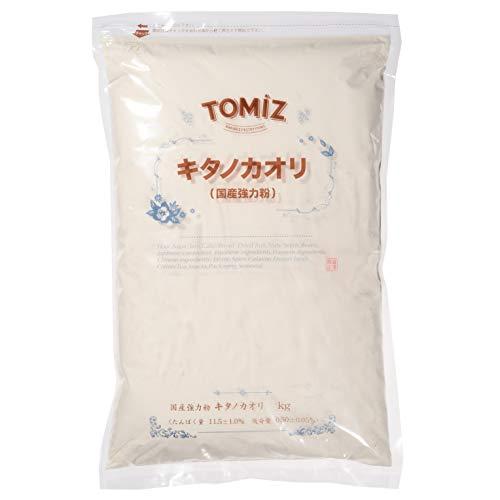 【すべての出品を見るボタンからご購入いただけます】キタノカオリ/2.5kgTOMIZ(創業102年富澤商店)パン用粉強力粉強力小麦粉国産小麦粉