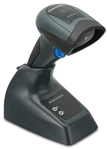 Datalogic QuickScan QBT2101 1D Schwarz Handheld bar Code Reader - Barcodeleser (1D, 400 Auslesungen/Sekunde, 650 nm, -45-45°, -65-65°, -70-70°)