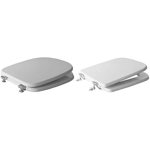 Sì Ideal Standard Tesi Copriwater Dedicato, Bianco & Ideal Standard Conca Sedile Copriwater Dedicato, Bianco