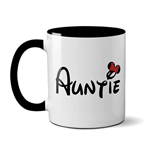 Auntie and Uncle Perfect Gift Mugs - Present Birthday Christmas (Auntie)