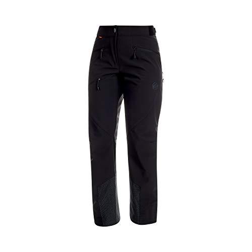 Mammut Women Softshell Pants Tatramar Black