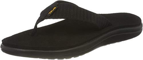 Teva Damen Voya Flip Sandal Womens Pantoffeln, Schwarz (Bar Street Black Bsblc), 37 EU