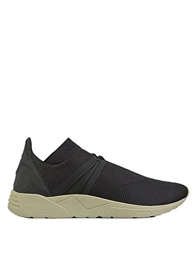 Arkk Copenhagen Men's Eaglezero S-E15 Men's Black Sneakers In Size 42 Black