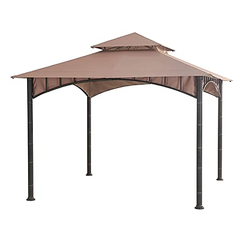 Sunjoy Summer Breeze Soft Top Gazebo