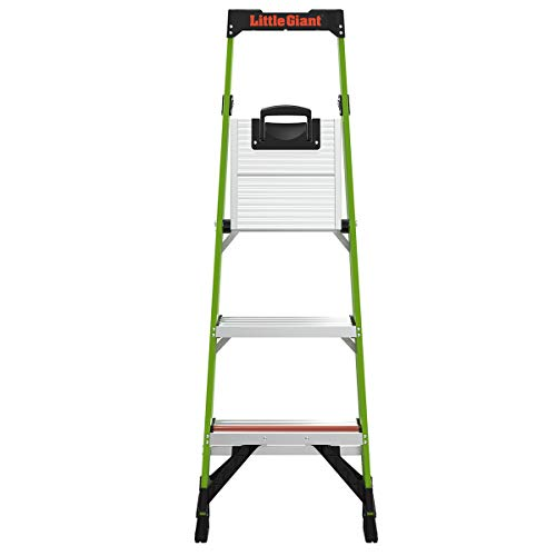 Little Giant Ladder Systems 15365-001 MightyLite 5' IA Stepladders, 5 Ft